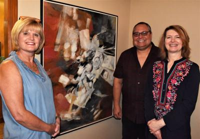 Gery Anderson art gallery