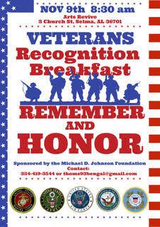2021 Veterans Breakfast