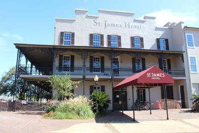 St. James Hotel