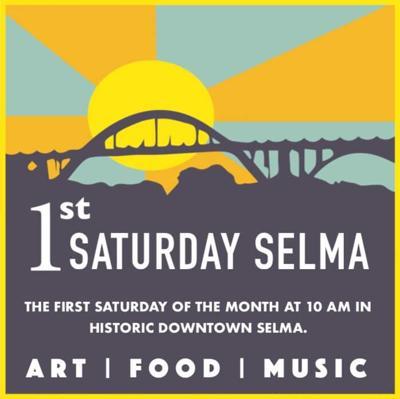 1st Saturday Selma