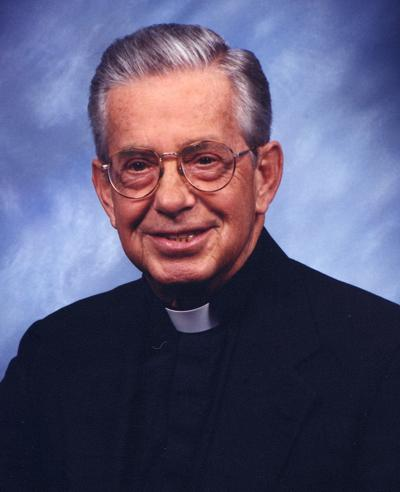 Father Roger Lacharite