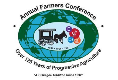 Tuskegee farmers conference logo