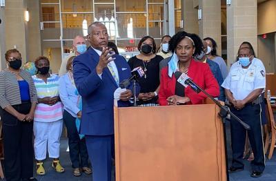 Selma schools, mayor press conference