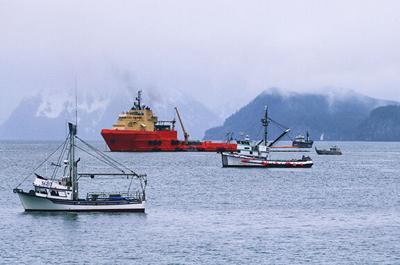 Fishing vessel response training