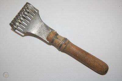 Edna Maye's potato masher