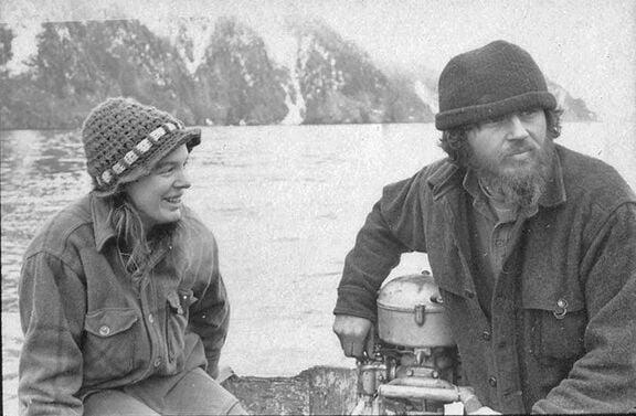 John and Ginger Davidson