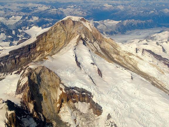 Iliamna Volcano