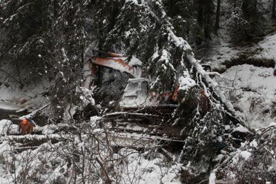 March 14 2019 Truck Wreck