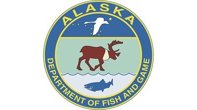 ADF&G Alaska Department of Fish & Game Logo