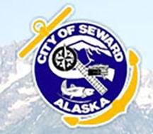 City of Seward Logo with Background