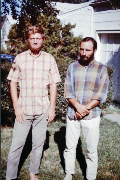ohn Davidson and Jimmy Curnes