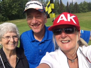 Booster Club's 2019 winning golf team