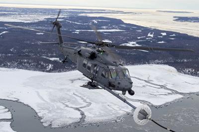 HH-60G Pave Hawk Refuling