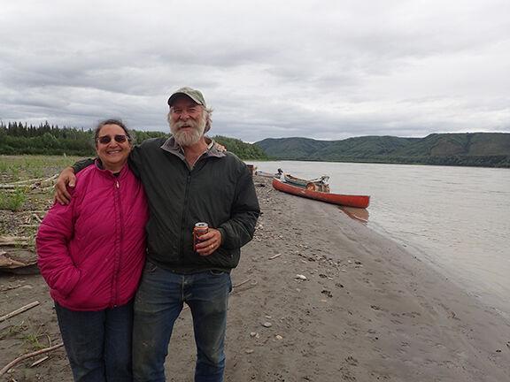 Randy Brown and Karen Kallen-Brown