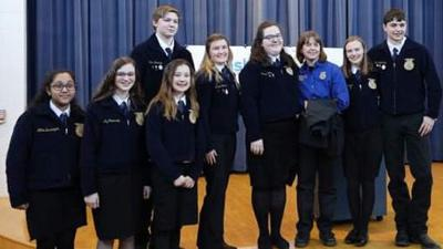 Iron Mountain FFA