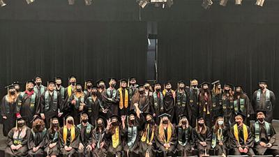Seward High School Graduating Class 2021
