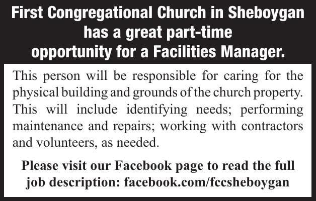 First Congregational Church in Sheboygan