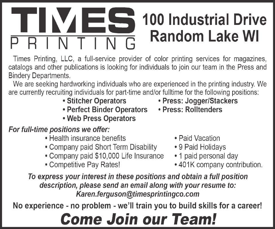 Times Printing