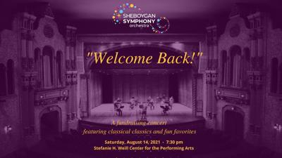 Sheboygan Symphony cover