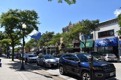 Downtown Sheboygan