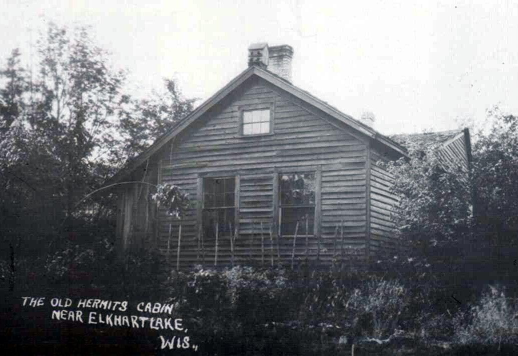 Sexton cabin - exterior
