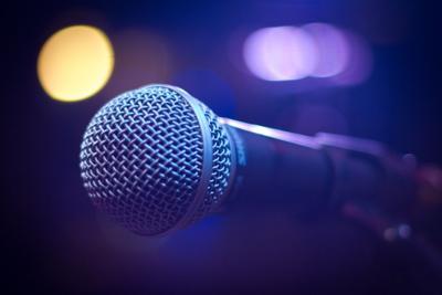 Microphone stock