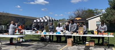 Black-American Community Outreach barbecue