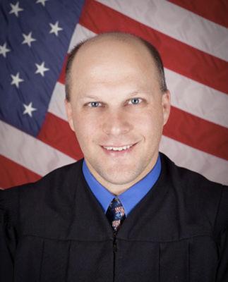 Judge Riggins announces his re-election campaign
