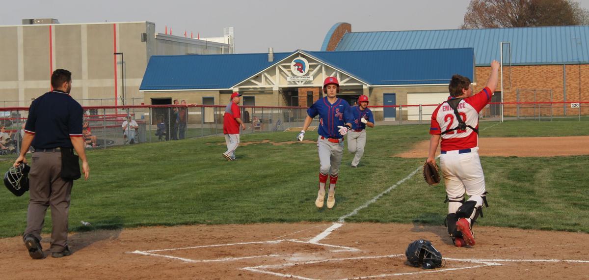 Secondary SW baseball photo