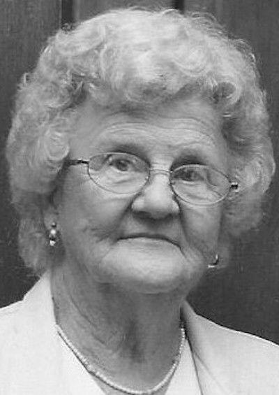 Bertha Mae Coy