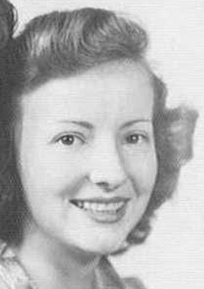 Betty Jean Stohry