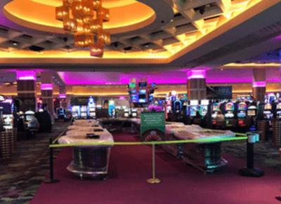 Live table games coming to Indiana Grand