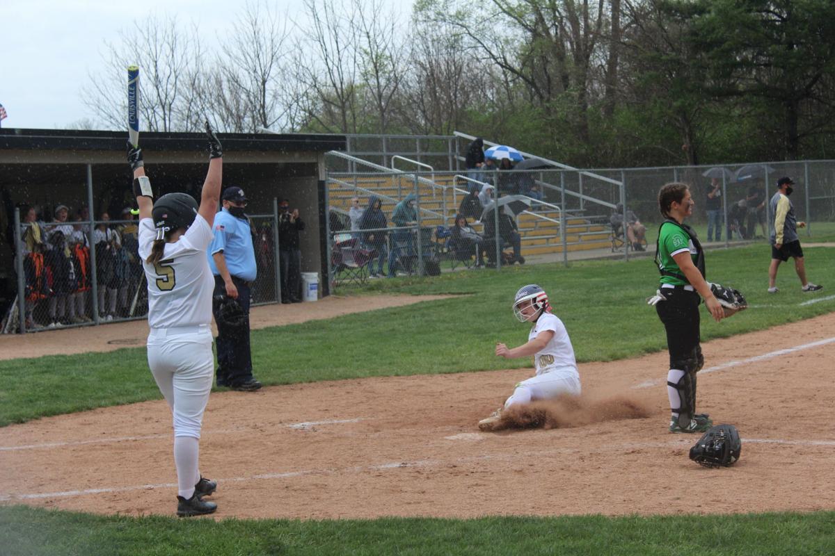 Main Shelbyville softball photo