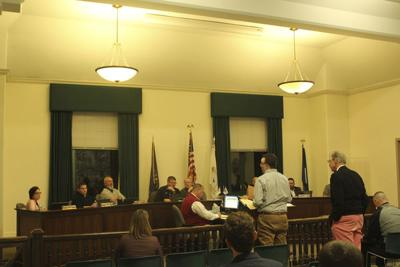 Common Council presented plans for two new projects