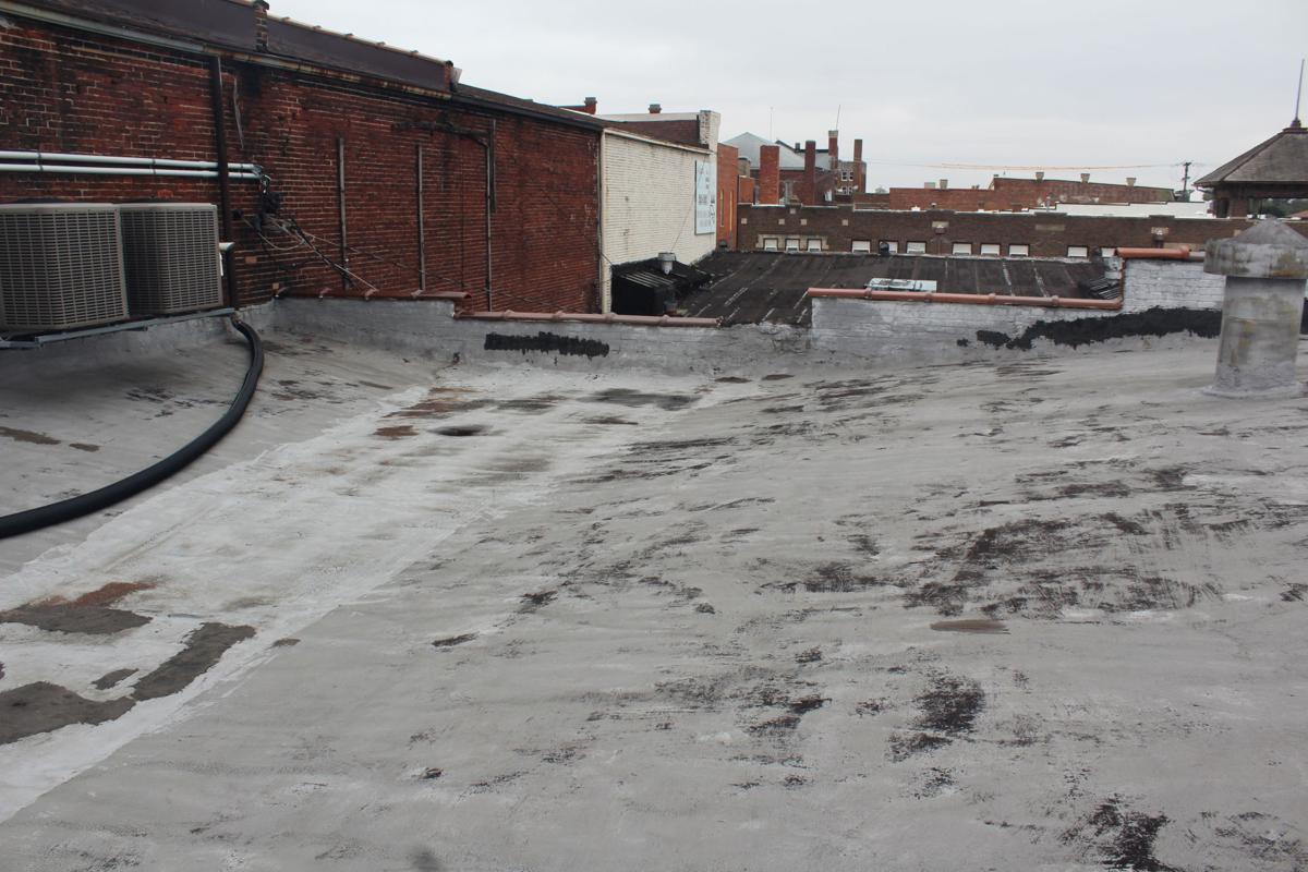 Strand Theatre roof main photo
