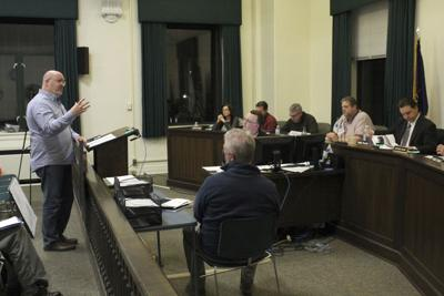 Parking garage details examined by Plan Commission