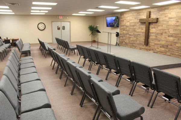 New Life Church welcomes all in community