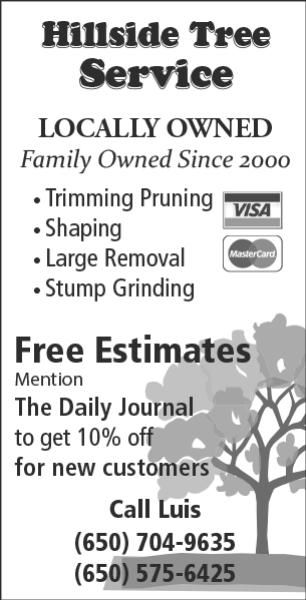 HILLSIDE TREE SERVICE