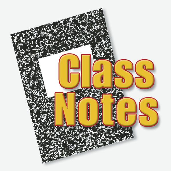 Class notes logo
