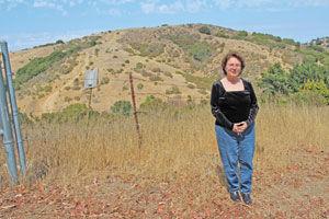 Coralin Feierbach: Belmont's open space defender