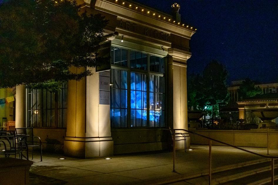 Public art installation opens in Redwood City