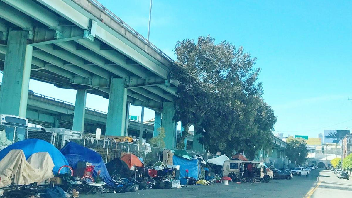 California homeless advocate: 'We're moving way too slowly'