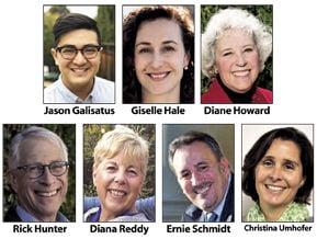 Redwood City Council candidates 2018