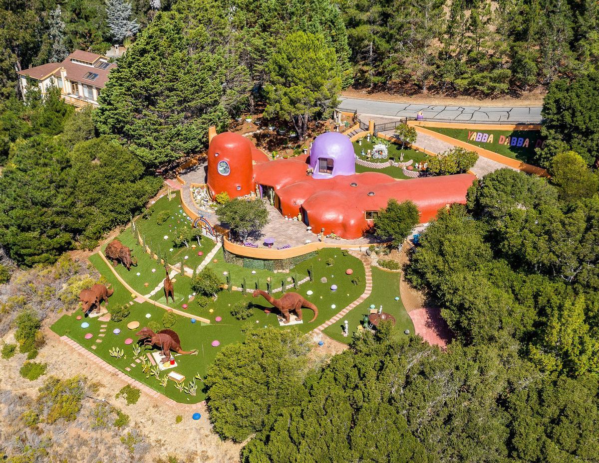 Hillsborough Calls Flintstone House A Public Nuisance Local