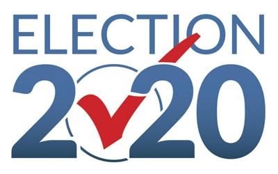 Election 2020 logo