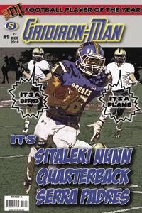 Daily Journal Football Player of the Year: Serra's Sitaleki Nunn