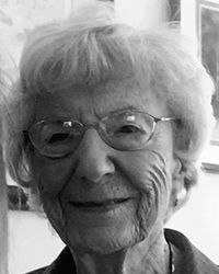 Doris Mae Woodward