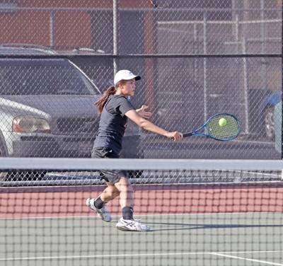 San Mateo tennis