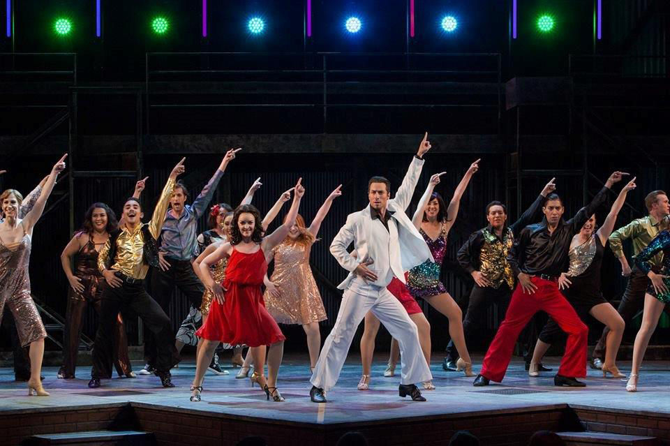 Image result for Broadway by the Bay Saturday Night Fever