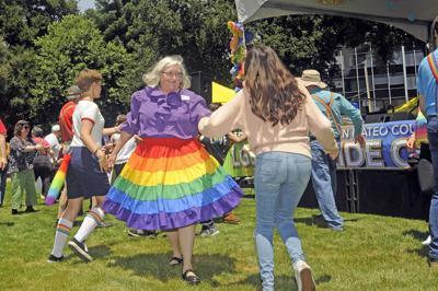 San Mateo County pride